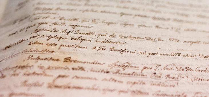 The critical edition of the Legendarium of Petrus Calo